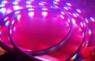 TIRA LED RGB PARA AUTO CON CONTROL REMOTO LEDCORP LTDA