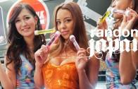 Tokyo Autosalon 2015 (sexy cars and fast women) 東京オートサロン 2015 | Random Japan