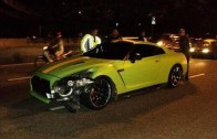 Top 10 Best Illegal Street Racing Crash Compilation – Best Street Race Accident Video New  2015