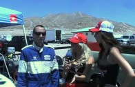 TOYOTA SWS Girls Interviews at Willow Springs 5-25-13