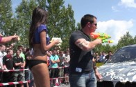 Tuning.BG Show 2012 – Sexy Car Wash