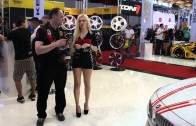 Tuning Girl at Tuning World Bodensee 2012