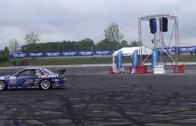Tuning World Bodensee 03.05.2014 Kirsty Kerbs Drift