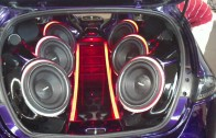 Tuning World Bodensee 2010 – Mobile Clubbing – Lasershow im Seat Leon