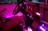 Tuning World Bodensee 2011 Borbet Werbestar Pink Classic Mini Cooper.MOV