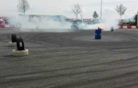 Tuning World Bodensee 2015 Drift Show Teil 3