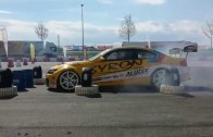 Tuning World Bodensee 2015 Drift Show