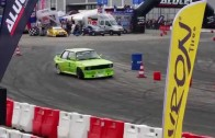 Tuning World Bodensee 2015 Gymkhana Driftcup
