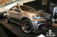 Tuning World Bodensee BMW X 6M Tycoon Evo Hamann