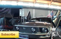 Tuning World Bodensee Ford Mustang Silver Surfer Tuning Treffen cars extreme sound cars