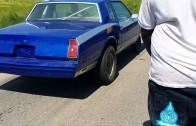 Tuscaloosa alabama street race police show up
