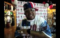 Twista at the 2009 Chicago DUB Show