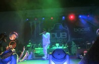 Tyga performs Dope live at los angeles dub show 2013 djblazeone323