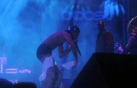 Tyga performs new song Molly live at dub show los angeles 2013 djblazeone323