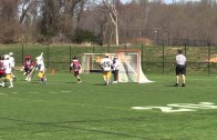 U13 Cannons Select Blue vs Maryland Extreme- April 12th 2015 at Calverton School