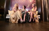 V8 Grid Girls Promo 2013 #2