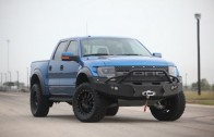VelociRaptor 600 vs Stock Ford Raptor Truck – Street Race