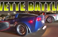 Vettes Attack TEXAS STREETS – Night of Street Racing