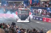 """Volvo FM12 """"STW Drift Truck"""" Verva Street Racing 2012 Warszawa"""