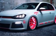 VW Golf Mk7 Tuning Styling Showcar