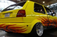 VW Golf2 Tuning World Bodensee 2015