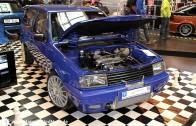 VW Polo Styleheck – VW Freunde Auenwald auf der Tuning World Bodensee 2013