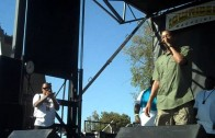 Warren G on Stage Lowrider Show in Phoenix 2011