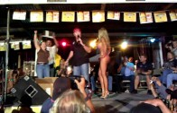 White Eagle Lounge, Thunder Roads Magazine, Twisted Tea Bikini contest  Oct. 15,2011