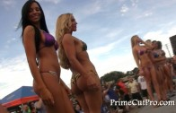 Winner's Circle Bikini Contest – Football Weekend