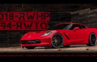 "Worlds First 1000RWHP C7 Stingray with ""tribute"" to Sexy Girl Ride Alongs, by Vengeance Racing"