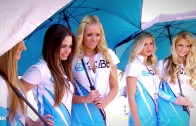 WSBK Phillip Island – Grid Girls
