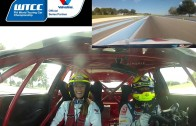 WTCC_France 2014 Valvoline VIP Laps Grid Girl