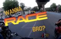 Yamaha YZF R15 v2.0 – Episode 17 : Street Race