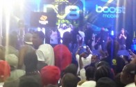 YG Getting Hit Up At The LA DUB SHOW AUGUST 2012