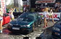 YOKOHAMA JAPFEST 2015 Sexy Car Wash – Nissan S14a
