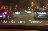Bucharest car street races