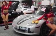 Car Wash Supercar Auto Show – Hot Girls Dancing Video