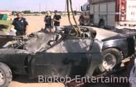 Corvette Crashes while Street Racing