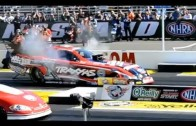 Drag Racing News – Courtney Force Round1 NHRA Winter Nationals