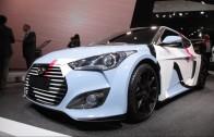 Hyundai RM15 (Racing Midship 2015) Concept – 2015 Frankfurt Motor Show