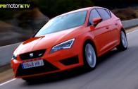Nuevo Seat Leon Cupra 2014 – Todo un Racing! – Car News TV en PRMotor TV Channel