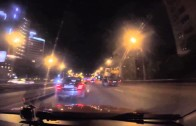 Street Race. Russia, Moscow