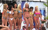 Today Red Eye Dock Bar Bikini Contest The Entire Show