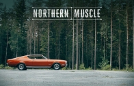This Mercury Cyclone Now Twists Through Norwegian Backroads