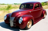 "1940 Ford First Drive! Cruising in the Ridler Winning ""Checkered Past"" – HOT ROD Unlimited Ep. 39"