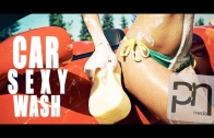 Abigail Ratchford Hot Car Wash