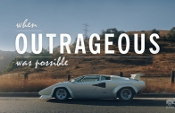 Lamborghini Countach – When Outrageous Was Possible