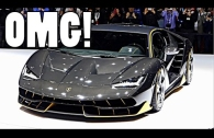THE BEST SUPERCARS & HYPERCARS GENEVA MOTORSHOW!!