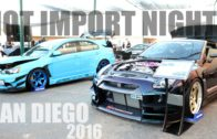 HOT IMPORT NIGHTS DEL MAR 2016