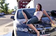 Trisha Hershberger – SexyCar Wash Video